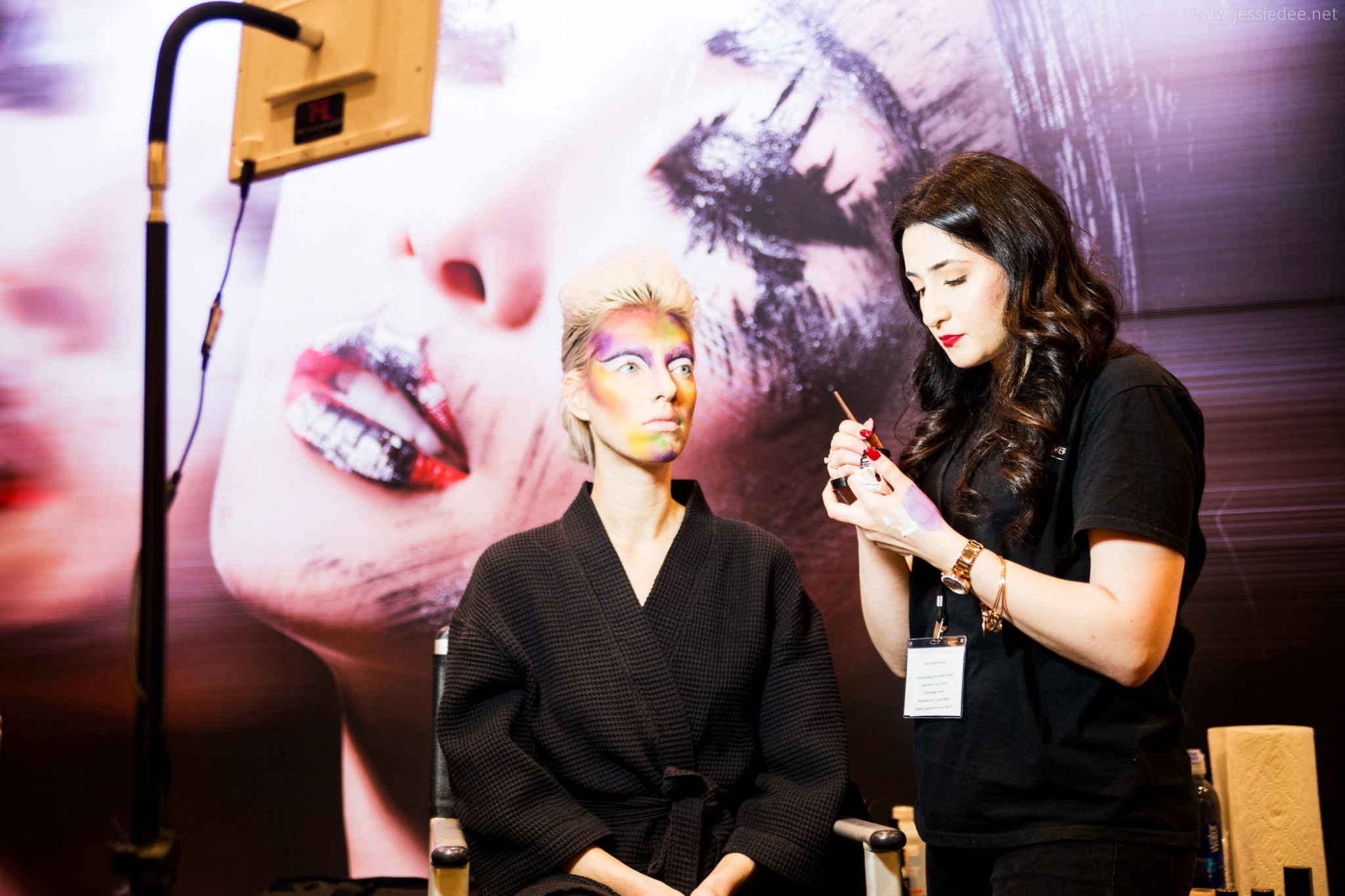Makeup show