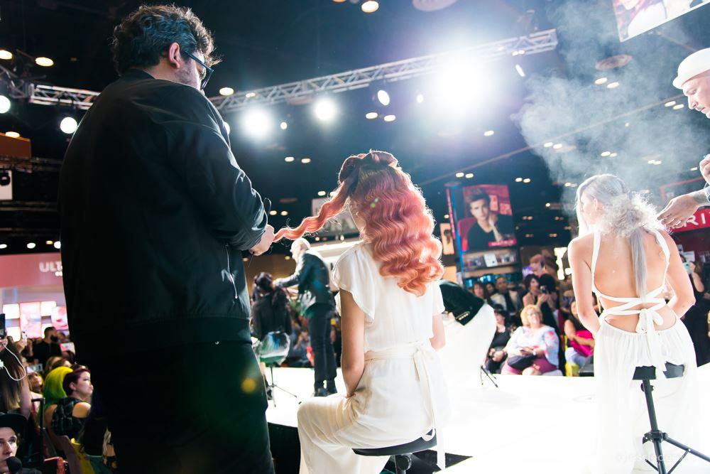 Premiere Beauty Show Orlando with Matrix
